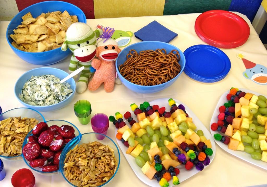 Pomysły na dania na przyjęcie dla dzieci