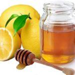 Nalewka z miodu i cytryny