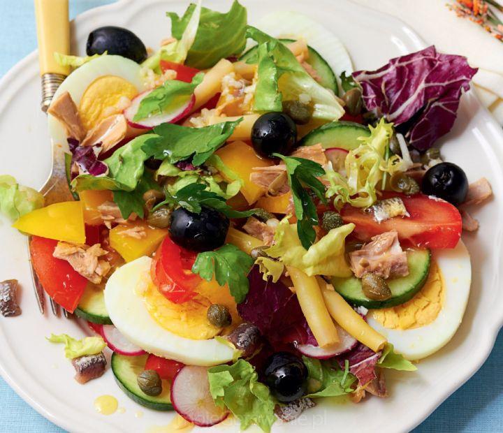 Dietetyczne sałatki i surówki