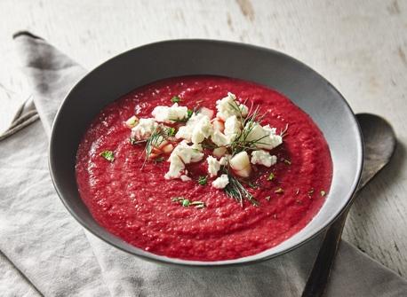 Przepis na wigilijną zupę krem z buraków