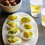 Jajka faszerowane rzeżuchą