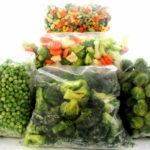 Zalety mrożonych warzyw