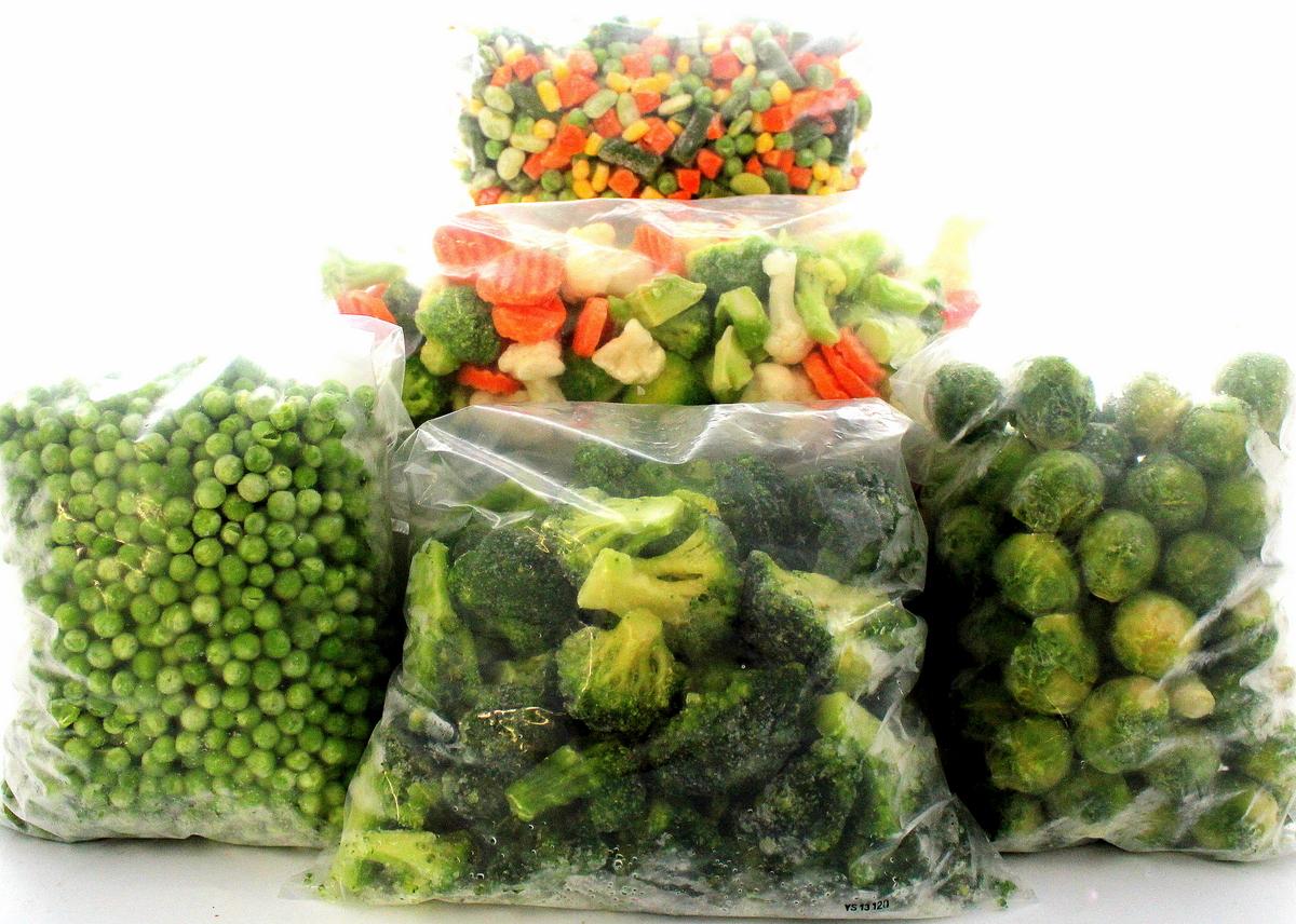 mrozone-warzywa