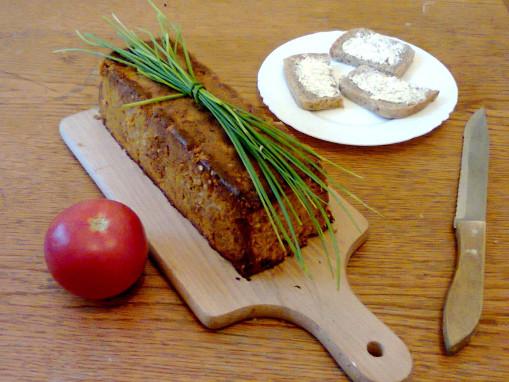 przepis na pasztet z jabłkiem i marchewką