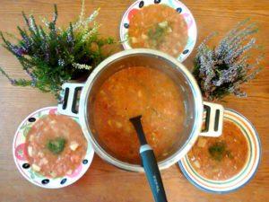 domowa zupa kapuściana